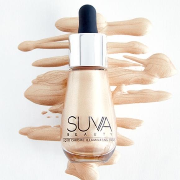 Sephora Other - Suva Liquid Chrome Illuminating Drop In Trust Fund